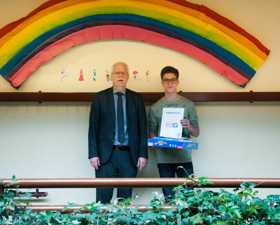 Gewinner Diercke Florian Heil 2019