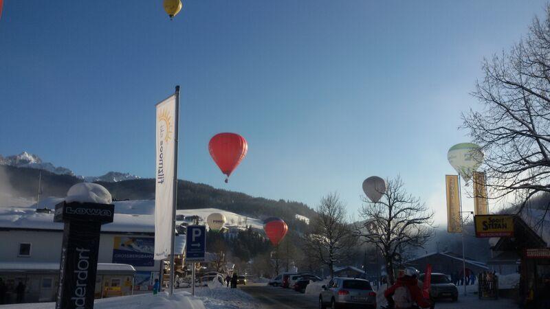 Ballone in Filzmoos