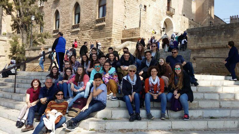 An der Kathedrale von Palma